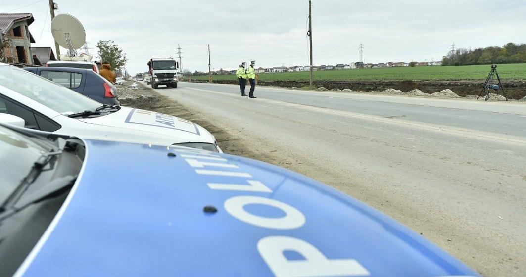 Restricții de circulație pe A1 București - Pitești