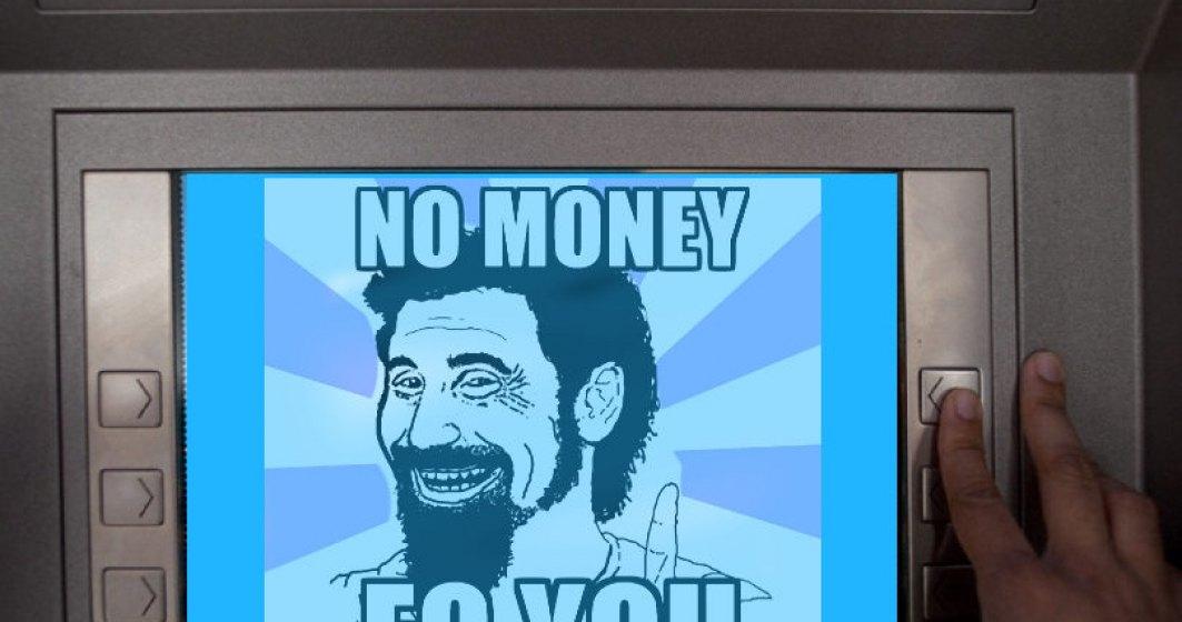 Cum au reusit hackerii sa goleasca un bancomat fara sa lase nicio urma