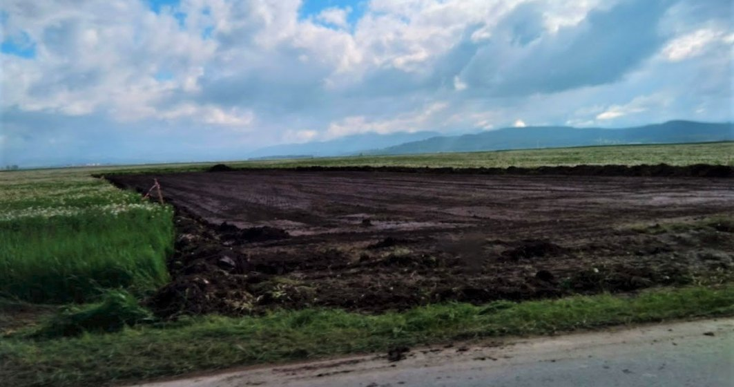 Autostrada Comarnic-Brasov: au inceput oficial lucrarile; termenul de finalizare este anul 2020