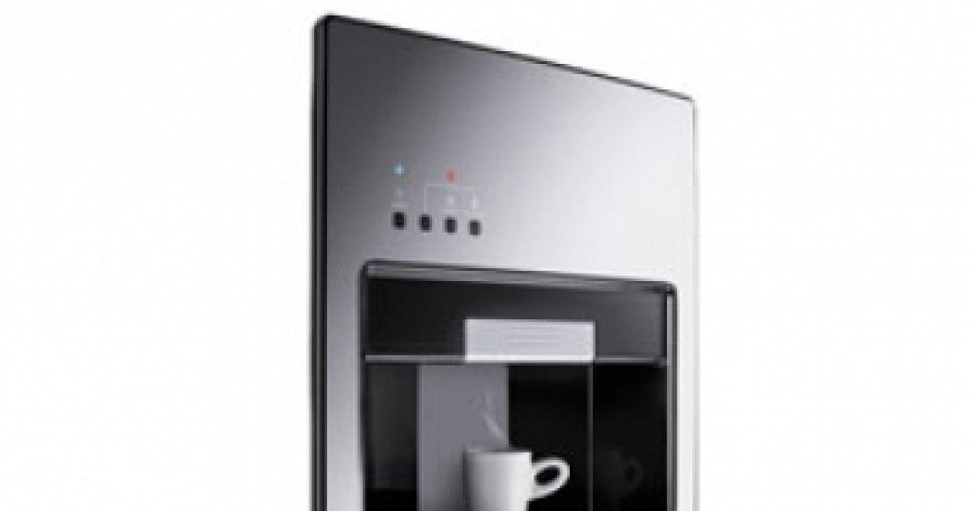 Frigiderul care iti prepara cafeaua