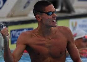 O nouă victorie pentru David Popovici. Sportivul a fost medaliat cu aur în...