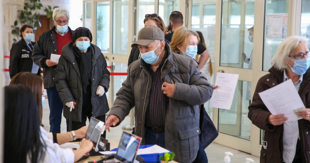 Noi detalii despre campania de vaccinare: Câte centre vor mai fi deschise