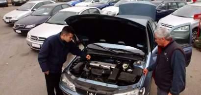 Ce mașini vor fi scoase la vânzare de către ANAF în septembrie