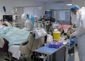Peste 15.000 de cazuri noi de COVID-19 și peste 350 de decese în ultimele 24...