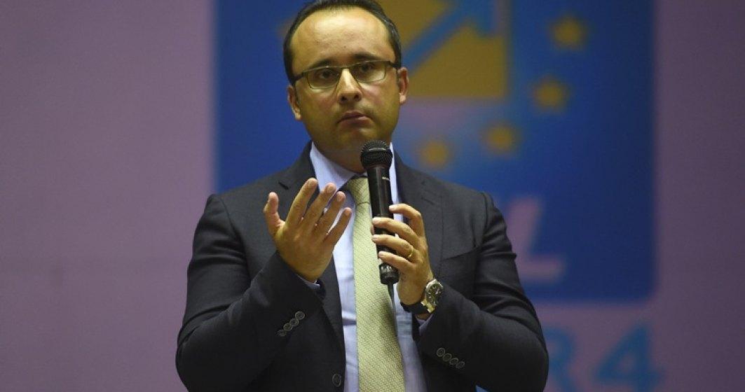 Cristian Busoi (PNL): Trebuie sa facem front comun cu USR si Ciolos impotriva PSD, care arunca in aer echilibrul macroeconomic