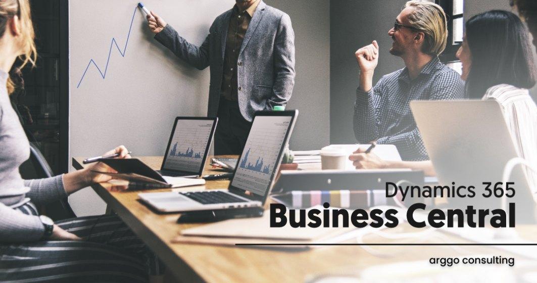(P) Microsoft Dynamics 365 Business Central - acces constant la un sistem inteligent de management, disponibil de oriunde și oricând