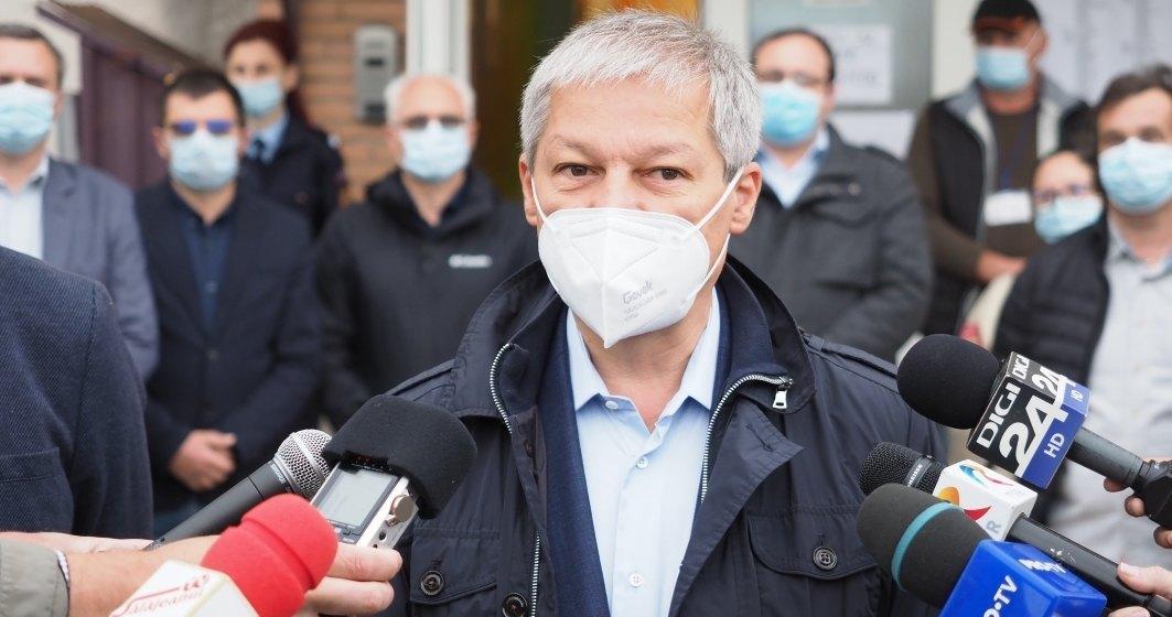 Cioloș: Am votat pentru oameni care au deja un rost în viața și merg în Parlament să reconstruiască