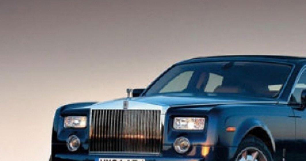 Rolls-Royce, oglinda luxului si a unicitatii