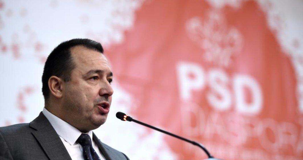 Catalin Radulescu, suspendat din PSD la propunerea lui Liviu Dragnea