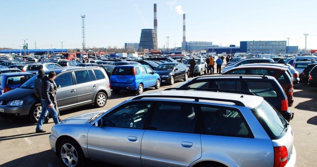 Piata auto a atins un nivel record in 2017. Inmatricularile de masini second-hand au urcat la 518.000 unitati