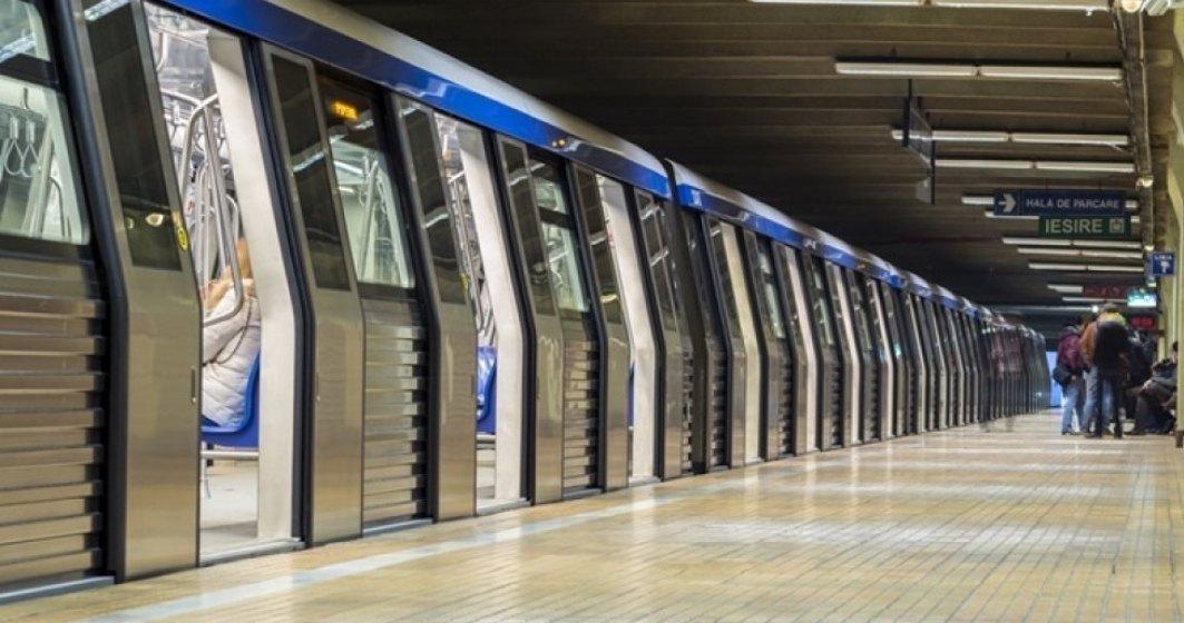 Metrorex: O defecțiune la stația Piața Romană îngreunează circulația pe Magistrala 1