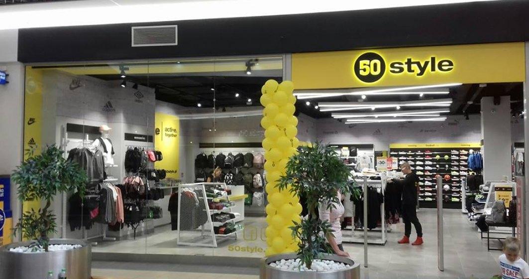 Brandurile poloneze continua sa intre in Romania: retailerul 50 Style a deschis primul magazin in Iris Shopping Center