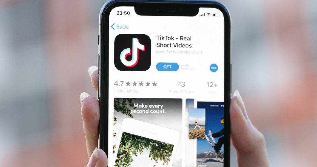 TikTok pune pe masă 200 de milioane de dolari pentru creatorii de conținut de pe platformă