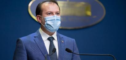 Florin Cîțu: Ne gândim la introducerea certificatului verde pentru toate...