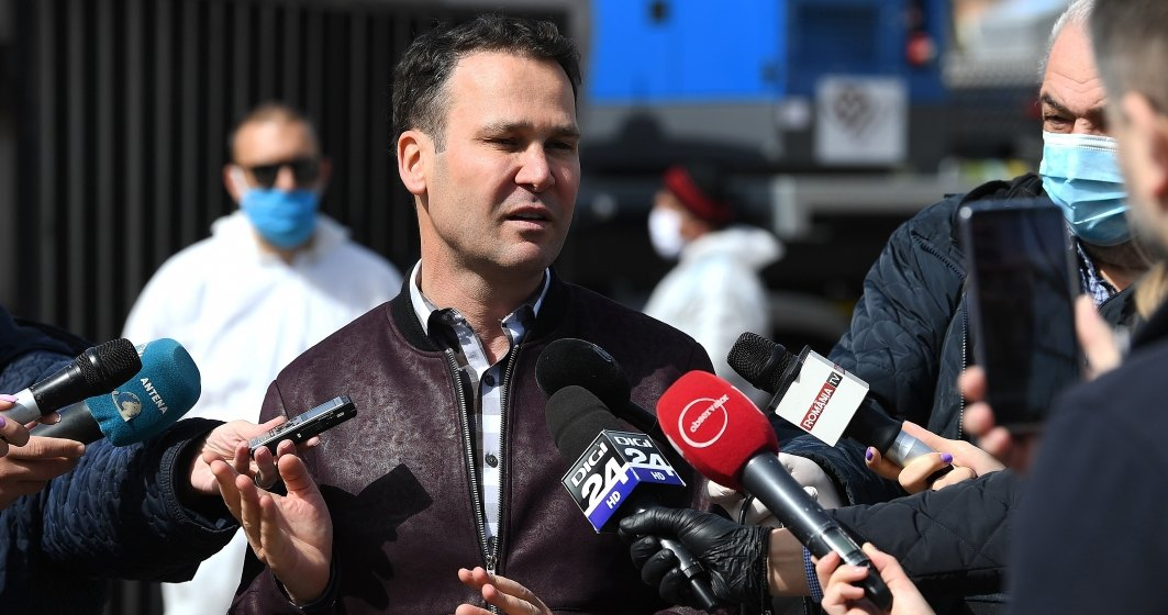 Robert Negoiţă propune autorităţilor ca în Hala Laminor să fie amenajat un spital