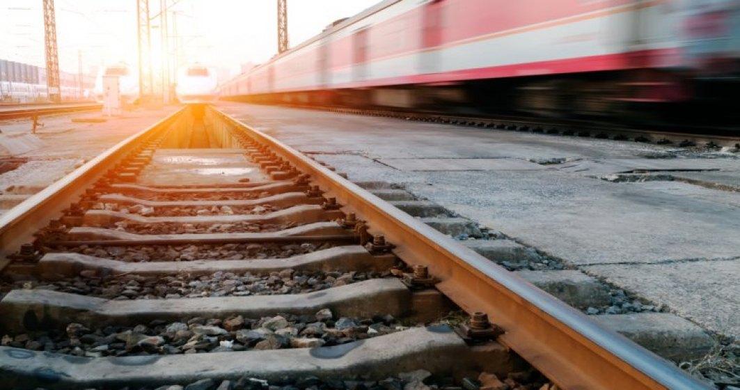 CFR SA impune limitari de viteza in circulatia trenurilor pe 37 de sectii feroviare din cauza caniculei