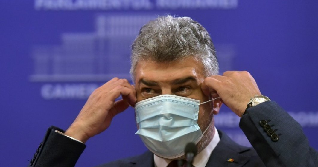 Marcel Ciolacu: PSD va depune moțiune de cenzură împotriva Guvernului pe 14 iunie