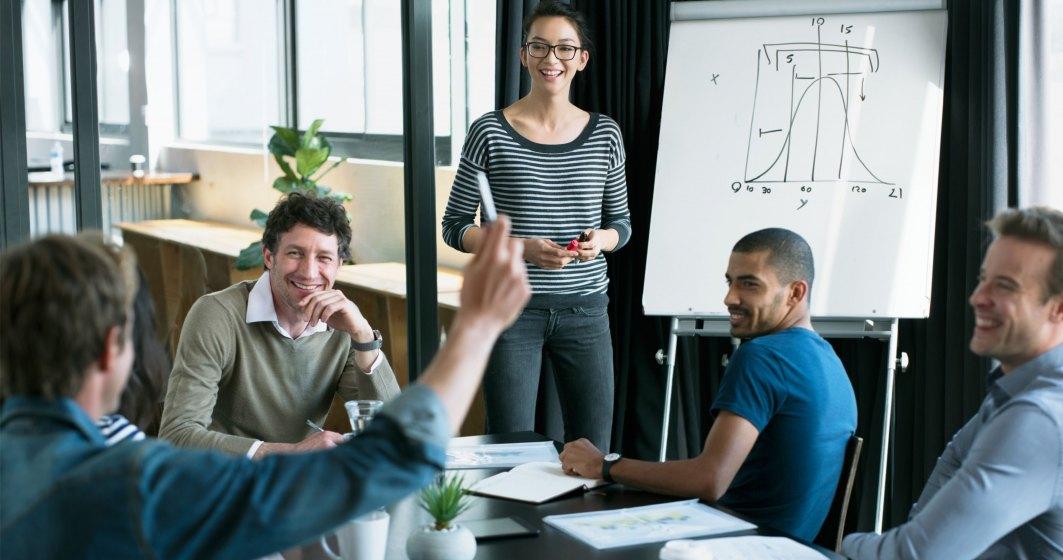 Jumatate din angajati au foarte rar sau aproape niciodata intalniri directe cu managerii lor