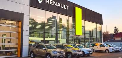 Renault va construi mai puține mașini decât se aștepta, din cauza crizei...