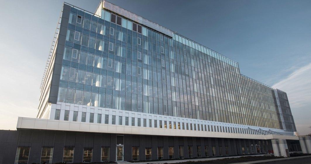 Globalworth a finalizat constructia proiectului Renault Bucharest Connected