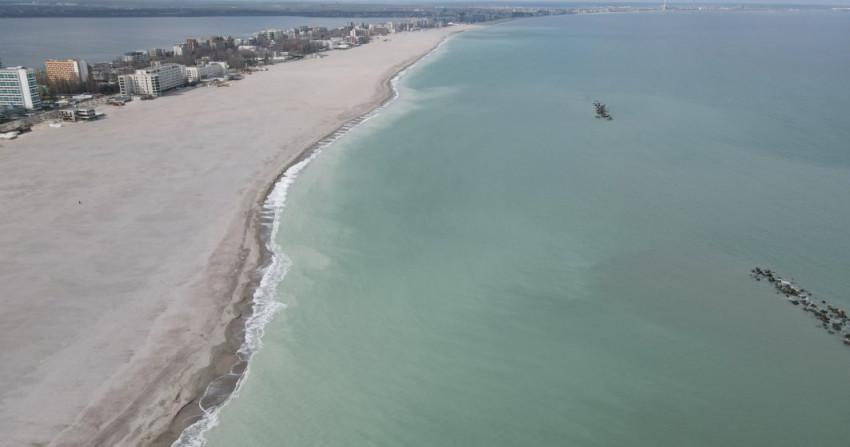 plaja largita Mamaia