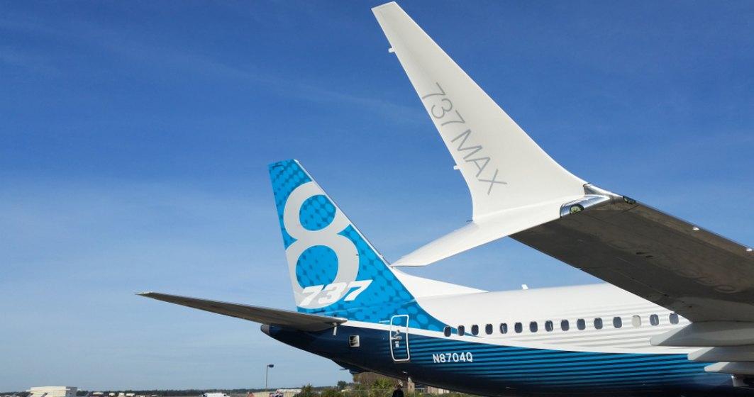 Ryanair vrea sa vrea reintroduca in trafic controversatul model Boeing 737 MAX