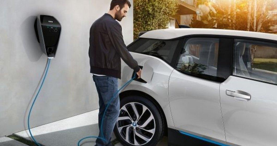 BMW a gasit o solutie pentru ca masinile electrice sa se incarce mai ieftin