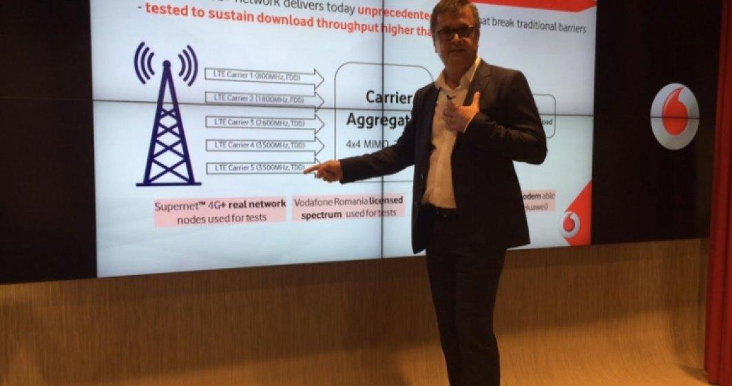 Catalin Buliga, Vodafone: Ce se intampla daca da Dorel cu tarnacopul in cabluri