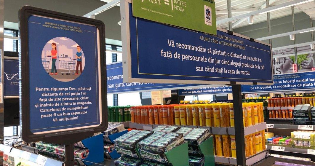 Lidl recomandă utilizarea serviciului de emitere online a facturilor pentru persoane juridice, a reduce timpul petrecut în magazine