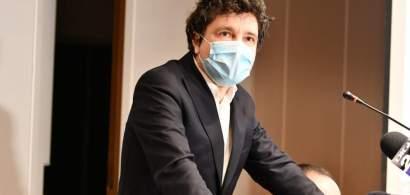 Nicușor Dan merge la DNA pentru plângerea penală împotriva Gabrielei Firea