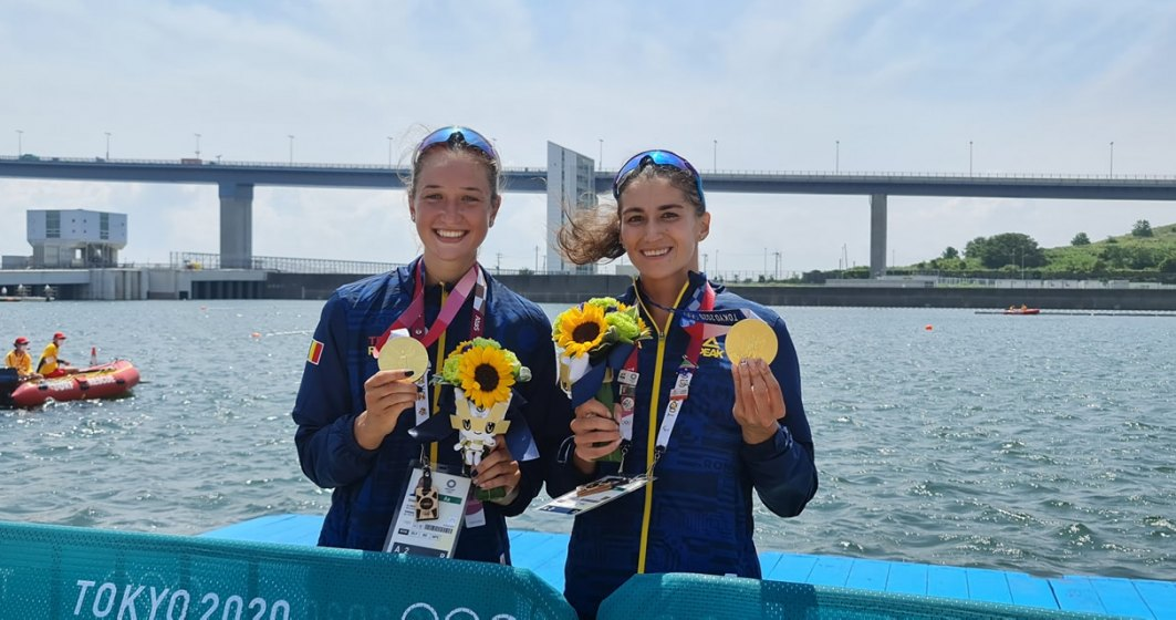 Ancuța Bodnar, după câștigarea medaliei de aur la Tokyo: I-am făcut mândri pe toți de acasă și suntem foarte fericite