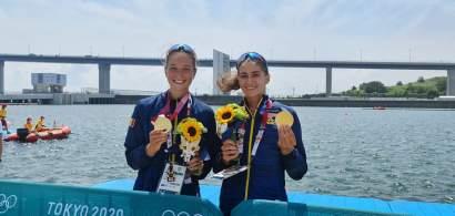Ancuța Bodnar, după câștigarea medaliei de aur la Tokyo: I-am făcut mândri pe...