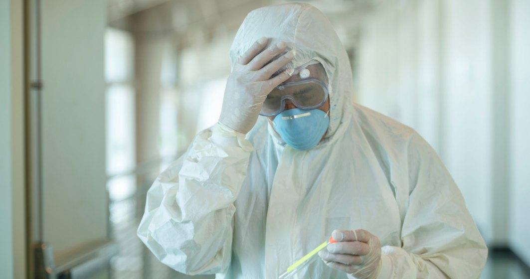 Focar de COVID la Spitalul Județean Galați: 88 de angajați infectați