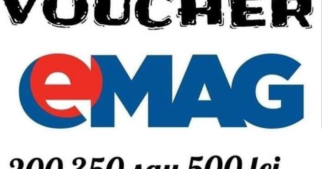 CERT-RO avertizeaza: Clientii eMAG sunt vizati de doua campanii de tip scam