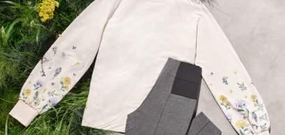 Lidl lansează prima colecție de haine pentru femei din materiale organice și...