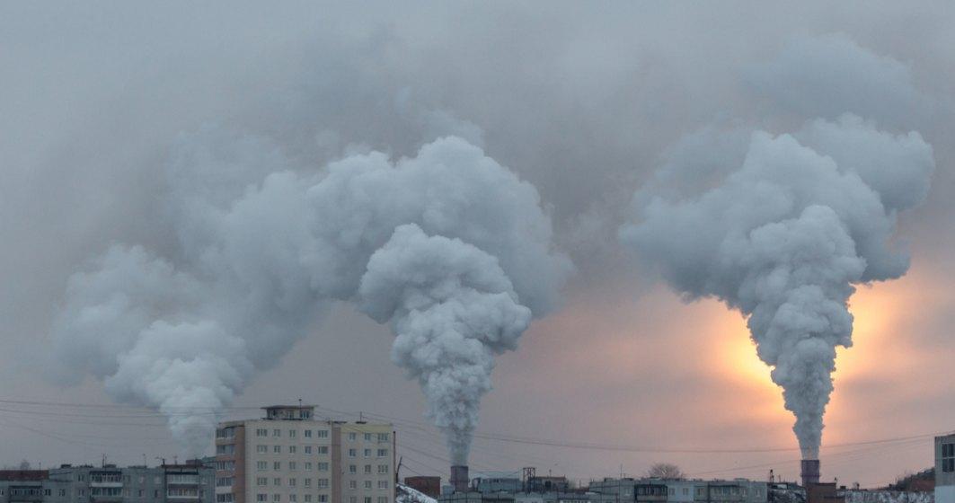 Romania are prima retea independenta de masurare a nivelului poluarii din aer