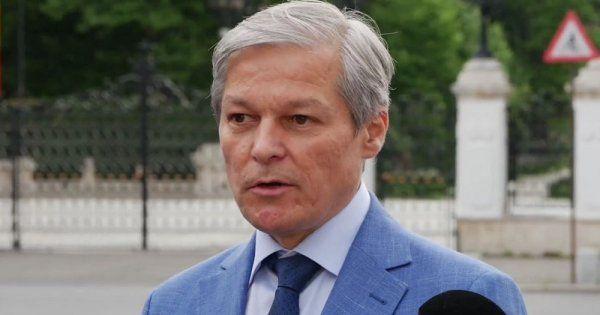 """USR PLUS va vota moțiunea PSD. Cioloș: """"Să scurtăm agonia lui Cîțu, e..."""