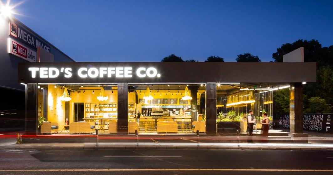 TED'S Coffee Co deschide doua noi cafenele in Bucuresti si ajunge la 30 unitati