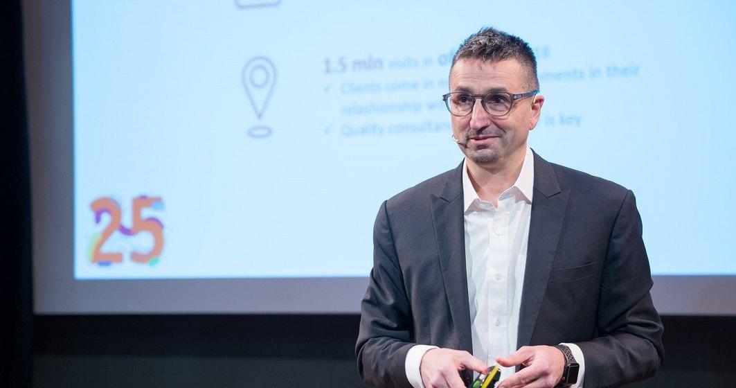 Schimbare de CEO la ING Bank Romania: cine vine in locul lui Michal Szczurek