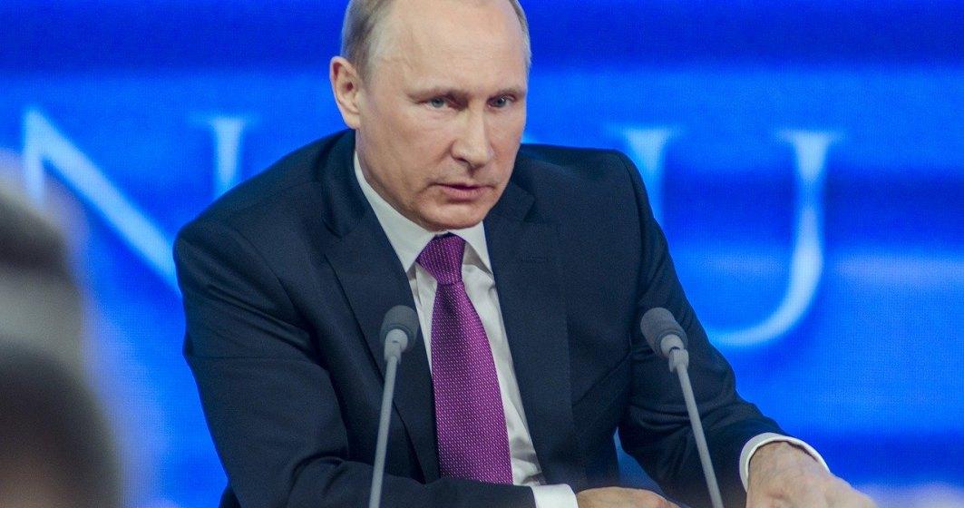 Vizita lui Putin în Crimeea, contestată de ministrul de externe ucrainean