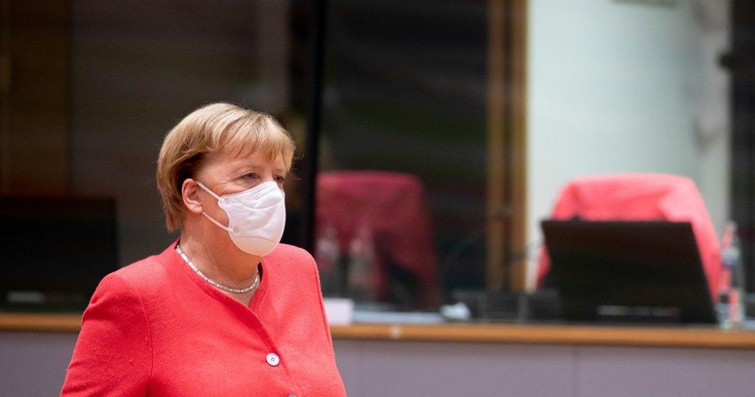 Angela Merkel le cere germanilor să stea acasă pentru a evita propagarea COVID-19