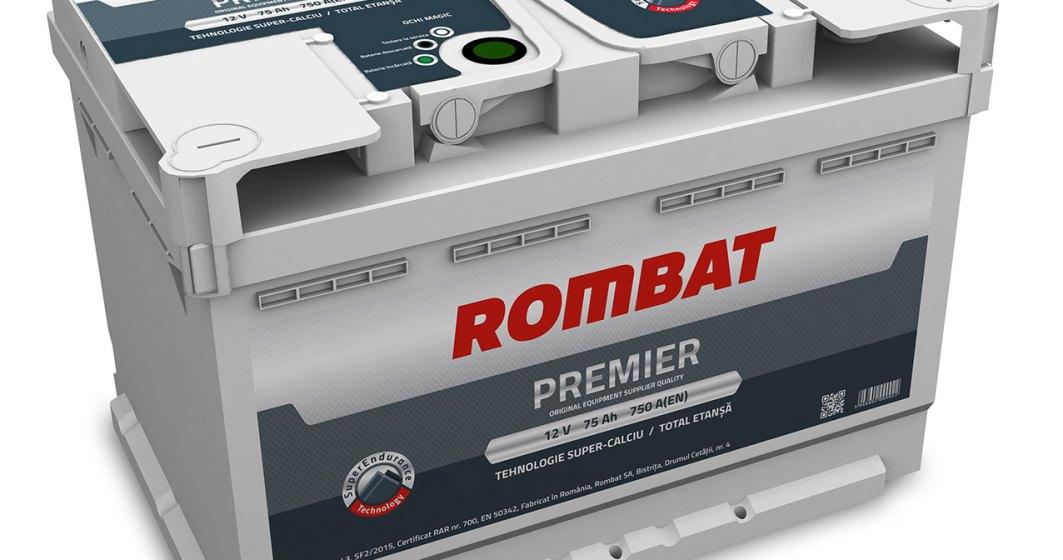 (P) Vanzarile bateriilor ROMBAT au atins pragul maxim din ultimii 10 ani