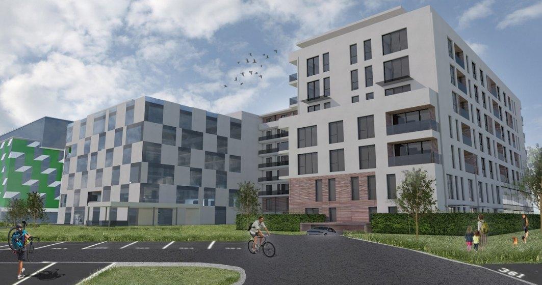(P) Cea de-a treia cladire de birouri din CBC Campus din Cluj-Napoca, o investitie de 14 mil. Euro, a atins un grad de pre-inchiriere de 70% si estimari de inchiriere integrala pana in martie 2020