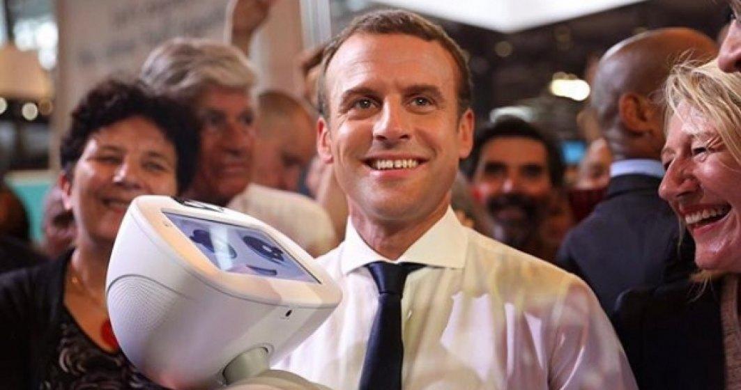Un adevarat manager la sefia tarii: Macron conduce Franta ca un CEO exigent, dar care insufla spiritul de echipa