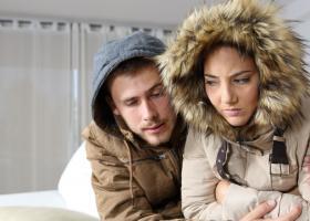Două săptămâni de ger ar lăsa 40% dintre români fără gaze la iarnă