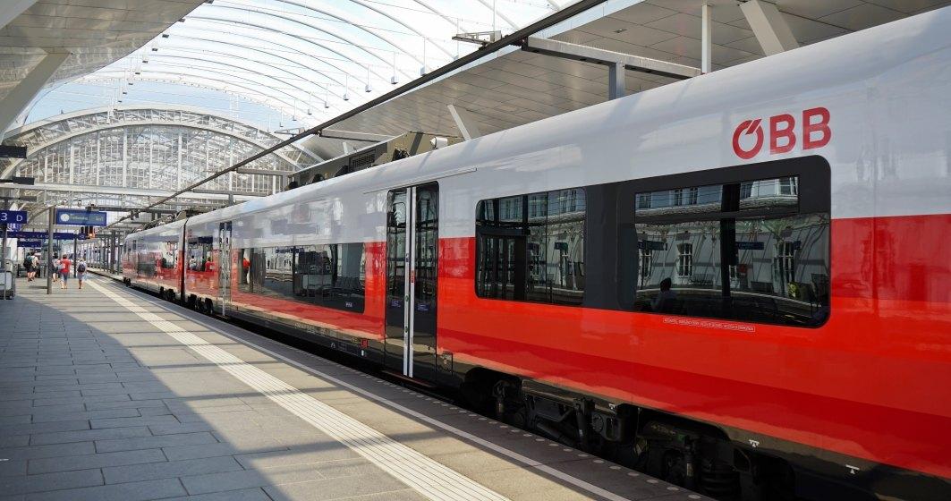 Primul tren cu aproximativ 80 de îngrijitoare din România a ajuns în Viena