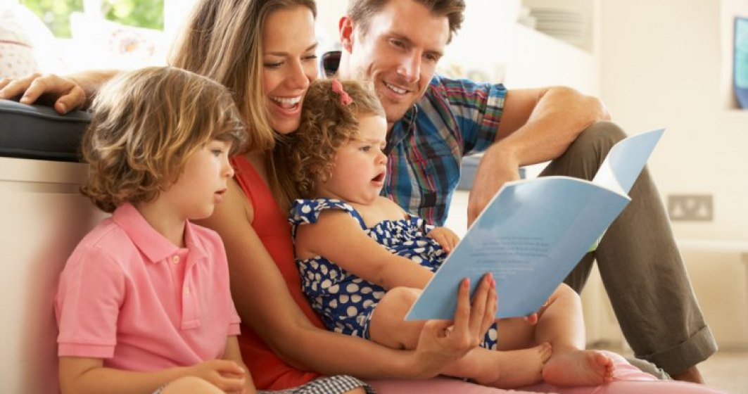 Un mesaj despre importanta petrecerii timpului cu copiii va rula pe TV