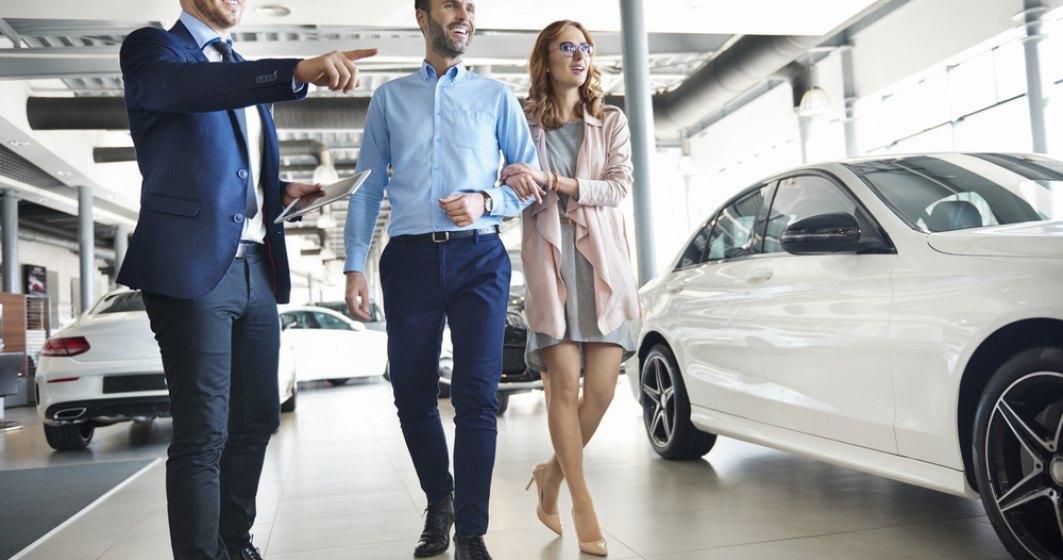 Tranzactiile cu masini noi, la cel mai bun nivel din ultimii 11 ani