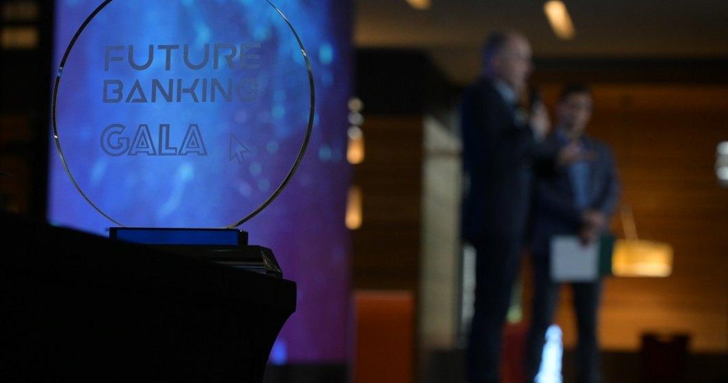 Gala Future Banking 2021 a premiat campionii inovațiilor tehnologice