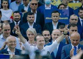 Florin Cîțu a câștigat împotriva lui Ludovic Orban în cursa pentru șefia PNL
